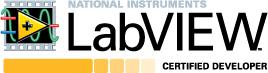 Certified LabVIEW Developer Logo