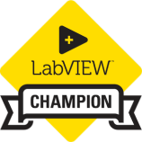 LabVIEW Champion Logo